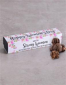 bakery: Womens Day Chocolate Truffles!