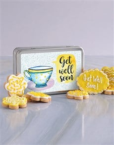 bakery: Get Well Soon Cookie Tin!