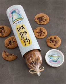 bakery: Get Well Soon Cookie Tube Surprise!