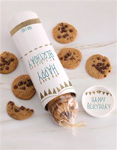bakery: Make A Birthday Wish Cookie Tube Surprise!