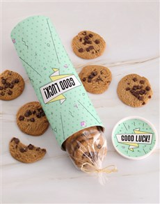 bakery: Good Luck Cookie Tube Surprise!