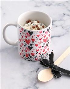 bakery: Love Cake In A Mug!