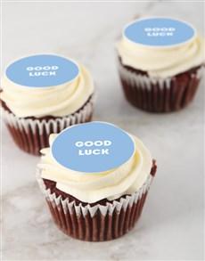 bakery: Goodluck Red Velvet Cupcake!
