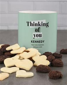 bakery: Personalised Get Better Cookie Tube!