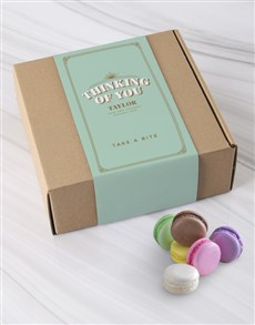 bakery: Personalised On My Mind Macaroon Box!