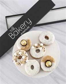 bakery: Personalised Luxury Doughnut Box!