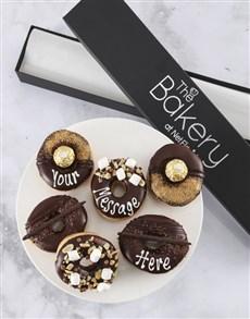 bakery: Personalised Decadence Doughnut Box!