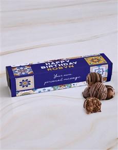 bakery: Personalised Bakery Birthday Truffle Treat!