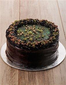 bakery: Peppermint Crisp Cake 20cm!