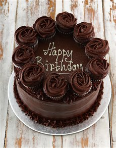bakery: Chocolate Party Cake!