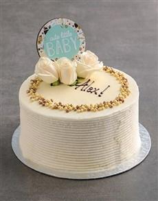 bakery: Personalised Baby Cake!