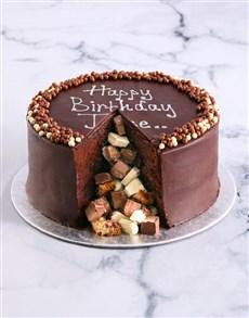 bakery: Chocolate Pinata Cake!