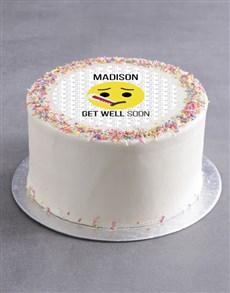 bakery: Personalised Well Wishes Cake!