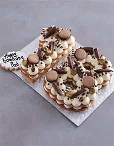 bakery: Personalised Choco Cookie Cake!