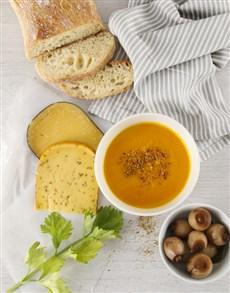 deli: Winter Comfort Hearty Soup !