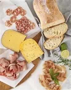 deli: Deli Meats and Cheeses Picnic Spoil!
