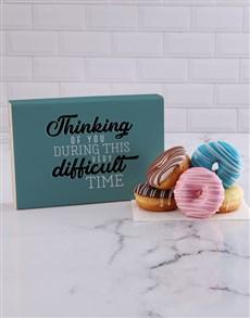 bakery: Thinking of You Doughnut Box!