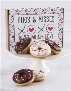 gifts: Sweet Love Doughnut Letters !