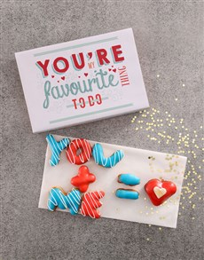 bakery: You And Me Doughnut Letters!