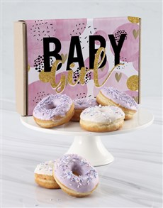 gifts: Baby Girl Doughnut Letters!
