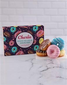 bakery: Personalised Feel Good Doughnuts !