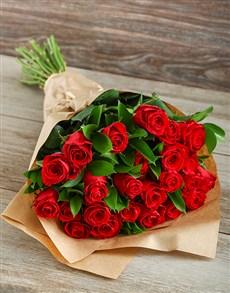flowers: Red Rose Affair!