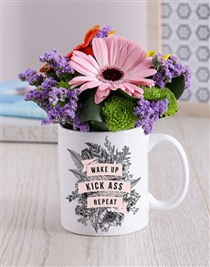 flowers: Blooms and Biscuits!