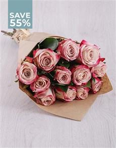 flowers: Ravishing Bright Roses!