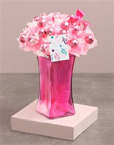 flowers: Mother's Day Lindt Chocolate Bouquet!