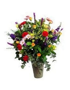flowers: Colourful Mixed Arrangement!