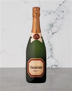 alcohol: Villiera Tradition Nv 750Ml!
