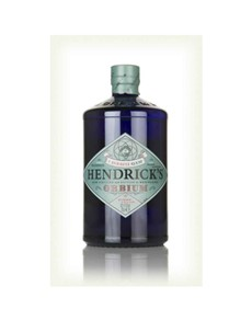 alcohol: HENDRICKS ORBIUM 750ML X1!