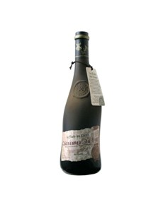 alcohol: FIOLE DU PAPE CHATEAUNEUF DU PAPE 750ML X1!