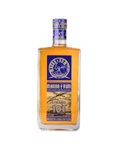 alcohol: MHOBA STRANDS 101 750ML X1!