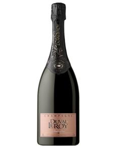 alcohol: DUVAL LEROY BRUT ROSE 750ML X1!