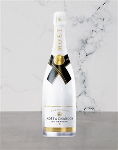 alcohol: Moet Chandon Ice Imperial!