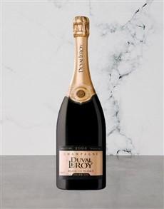alcohol: DUVAL LEROY BLANC DE BLANCS BRUT 750ML X1!