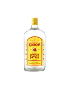 alcohol: GORDONS GIN 1L!