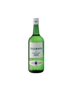 alcohol: BELGRAVIA GIN 750ML!