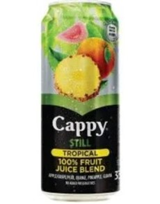 alcohol: CAPPY TROPICAL PUNCH STILL CAN 330ML!