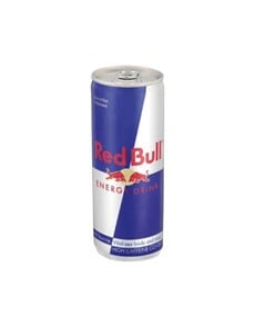 alcohol: RED BULL ENERGY CAN 250ML!