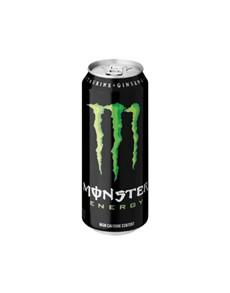 alcohol: MONSTER ENERGY DRINK 500ML!