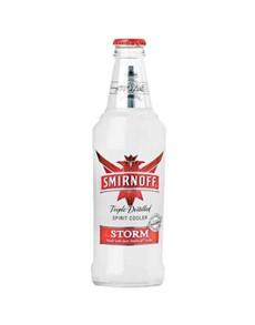 alcohol: SMIRNOFF STORM 300ML NRB!