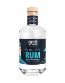 alcohol: The Great White Rum 500Ml!