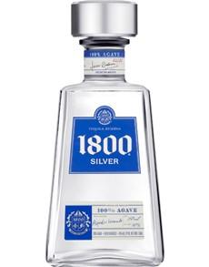 alcohol: Jose Cuervo 1800 Blanco 750Ml!
