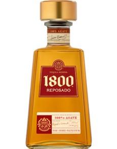 alcohol: Jose Cuervo 1800 Reposado 750Ml!