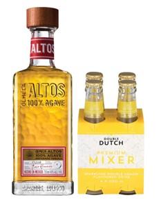 alcohol: Olmeca Altos Reposado 750Ml!