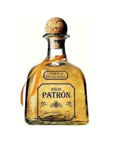 alcohol: Patron Tequila Anejo 750Ml!