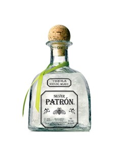 alcohol: Patron Tequila Silver 750Ml!