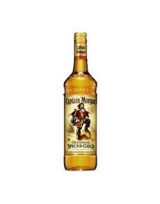 alcohol: Captain Morgan Spiced Gold 750Ml!
